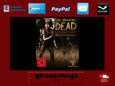 The Walking Dead Season 2 PC Steam Key Download Code NEW LIGHTNING SHIPPING