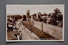 R&L Postcard: Wales, Castle Street Cardiff, 1940s Motor Cars