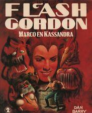 Flash Gordon 2: Marco en Kassandra.