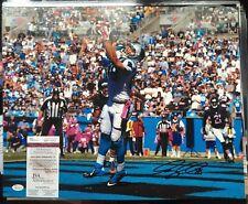 GREG OLSEN Signed Autograph Auto 16x20 Photo Picture Carolina Panthers JSA COA