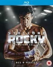Rocky The Complete Saga (Blu ray) - Sylvester Stallone - All 6 films. New