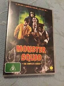 Monster Squad (DVD, 2009, 2-Disc Set)