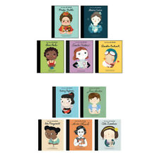 Little People Big Dreams 10 Book Collection (RRP £59.90) Anne Frank, Frida Kahlo