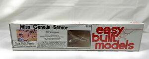 EASY BUILT MODELS #FF11 MISS CANADA SENIOR  36'' WINGSPAN EQ