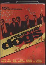 Reservoir Dogs DVD 2006 15th Anni Metal Gas Can Case w/Matchbook Case RARE