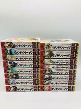 Shaman King Comic Manga Convenience Store Edition Whole Volume Set Japanese