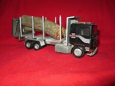 Conrad Volvo 470  3-Axle Log Truck with  Loading Crane 1/50 no box