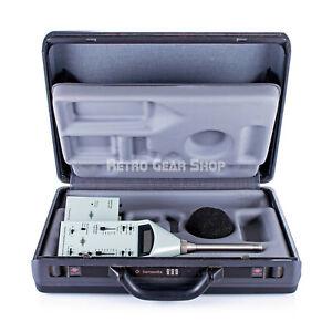 Bruel and Kjaer Sound Level Meter 2230 Set B&K Vintage