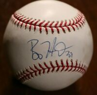 St. Louis Cardinals Bo Hart Signed Autographed Baseball MLB Auto Official Ball