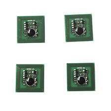 4 x Toner Chips For Xero C5540 C5400 C6650 C5500 C5065 C5540i CT200568 69 70 71