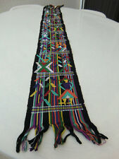 Table Runners,wall hanging, black backround, handmade embroidery