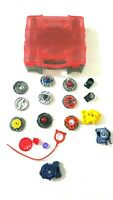 Hasbro Beyblade Metal Spinners Launcher Assembly Tool Ripcord Shooter Carry Case