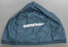 GERMOT | Helmbeutel | grün-blau | Helmtasche | auch für Schuhe geeignet