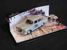 Skid Mercedes-Benz 220SE 1960 1:43 #128 Schock / Moll Monte-Carlo Rally (JS)