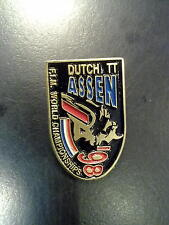 Pin Dutch TT Assen 1998