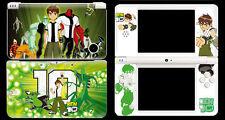Skin Sticker to fit Nintendo DSI - Ben 10