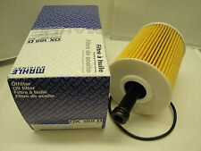 Galaxy Alhambra Sharan 1.9TDi 1896cc Oil Filter 2002-06 130 150bhp  Mahle OX188D