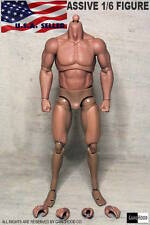 GangHood 1/6 Scale Muscular Body 1.0 Version For Hot Toys Bane Head USA