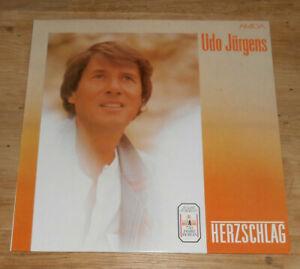 Udo Jürgens | Vinyl LP | Herzschlag (1987) 750 Jahre Berlin | Amiga 8 56 252