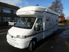 Auto Sleeper Campers, Caravans & Motorhomes with Back Seat Safety Belts