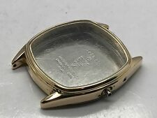 VINTAGE OMEGA SEAMASTER 2 TONE CASE MEN WATCH FOR PARTS