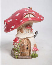 Vivid Arts Traditional Red Toadstool Cottage