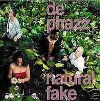 DE PHAZZ - Natural Fake - CD  --- Astrud Astronette Backstreets Of My Mind