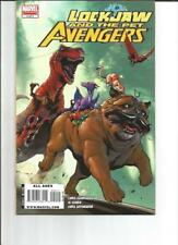 Marvel Comics LOCKJAW AND THE PET AVENGERS #2 (OF 4) 2009