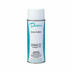 Duncan Finish Spray Sealer Matte SS342  12 ounce Can * Ceramic Supply & More!