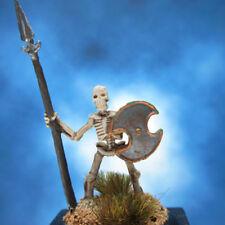 Painted Reaper BONES Miniature Skeleton with Spear II