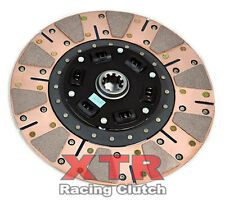 "XTR STAGE 3 DUAL-FRICTION 10.5"" CLUTCH DISC for FORD MUSTANG GT LX COBRA SVT"