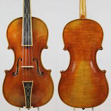 Master piece! Baroque Violin,Copy Jacobus Stainer Model! Antiqued oil vamish.