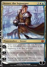 Venser, the Sojourner // FOIL // Presque comme neuf // Scars of Mirrodin // Engl. // Magic
