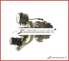 Turbolader Original SAAB 9-3 II 2.8 Turbo V6 genuine turbocharger B284 XWD man