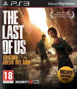 THE LAST OF US, PS3 (PLAYSTATION 3), CASTELLANO, STORE ESPAÑA (DIGITAL)