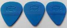 Herdim guitar picks  U2s Edge Favorite Pick Blue 3 picks