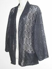 Floral Lace Coats & Jackets Plus Size for Women