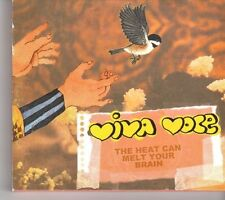 (FH954) Viva Voce, The Heat Can Melt Your Brain - 2005 CD