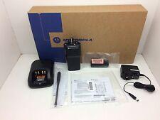 Globe Roamer Motorola MDH56JDC9VA1AN DP4400e MotoTRBO VHF DMR Portable Radio