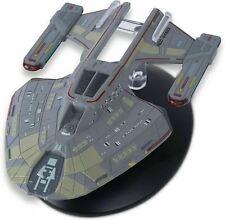 Eaglemoss Star Trek Norway Class Cruiser Starship Issue #61 With Mag