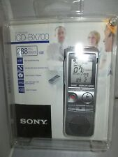 SONY ICDBX700 1GB Digital Voice Recorder: ICD-BX700