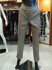 Pantalone Donna AKE Autunno Inverno vita alta principe di galles Business