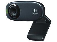 LOGITECH HD WEBCAM C310 USB SCHWARZ