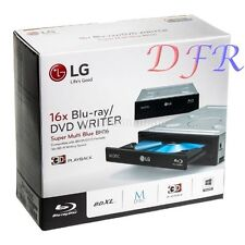 MASTERIZZATORE DVD BLURAY INTERNO LG BH16NS55 Blu-ray SATA NERO PER PC DESKTOP