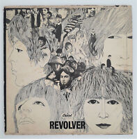 THE BEATLES Revolver LP 1966 Capitol Records Mono T-2576 1st Press Canada