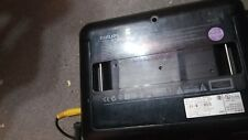 """PHILIPS 7"""" Dual Screen Portable DVD Player  PET7402/37 TESTED!"""