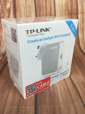 TP-LINK TL-WR710N 150 Mbps Wireless Mini Pocket Router Instant WI-FI Hotspot NEW
