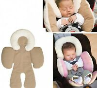 Baby Car Seat Cover Safety Stroller Pillow Body Cushion Baby Chair Accessories