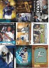 KEN GRIFFEY JR   2015 TOPPS NICE (9) CARD INSERT LOT SEE SCAN  FREE COMBINED S/H