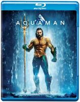 Aquaman (DC) [New Blu-ray] With DVD, 2 Pack, Digital Copy